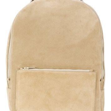 Sand Suede Backpack by YEEZY