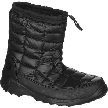 The North Face ThermoBall Bootie II - Men's Shiny Tnf Black/Tnf Black,