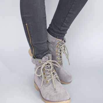 Northern Country Hiker Boot Grey
