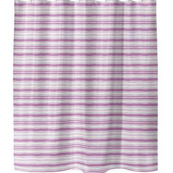 RIP ORCHID Shower Curtain By Tiffany Wong