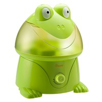 Crane Cool Mist Frog Humidifier (Green)