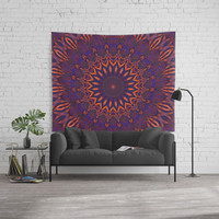 Tranquility Wall Tapestry by lyle58