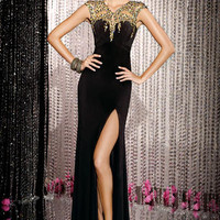 Alyce Black Label 5602 Alyce Paris Black Label Delaware Prom Gowns Prom Dresses Bridal Gowns Wedding Gowns Cocktail Dresses Ball Gowns