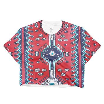 Traditional Crop T-shirt