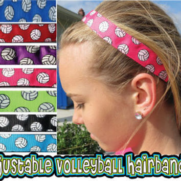 Adjustable Volleyball Headbands