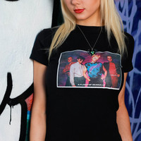 Vintage Flock Of Seagulls Tee / 80s / New Wave