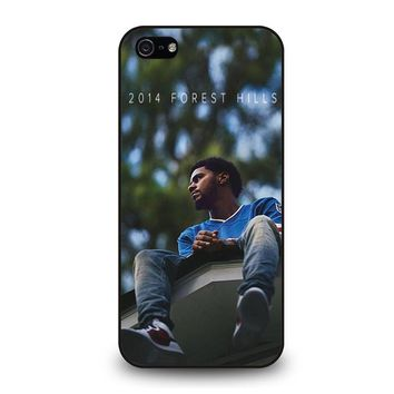 J. COLE FOREST HILLS iPhone 5 / 5S / SE Case Cover