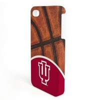 Indiana University - iPhone 4/4s Plastic WrapAround Slim Case - Design 2