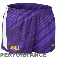 Nike LSU Tigers Women's Seasonal Tempo Shorts