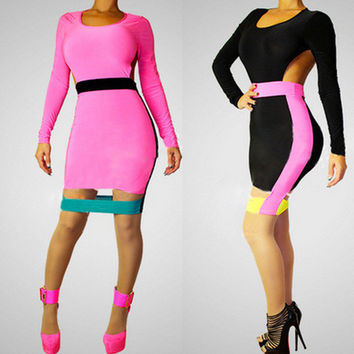 Sexy Women Fashion Dress Bodycon On Sale