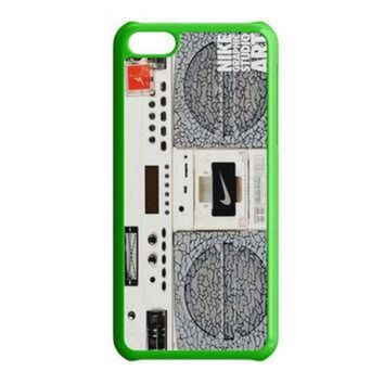 CREYUG7 Nike Air Jordan Logo iPhone 5C Case