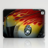 Flaming Beauty iPad Case by Christy Leigh