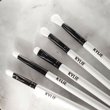 KYLIE Make-up Beauty Hot Sale On Sale 5-pcs Make-up Brush [9673164943]