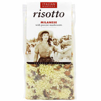 Milanese Risotto Mix with Porcini Mushrooms by Riso Carena 12 oz