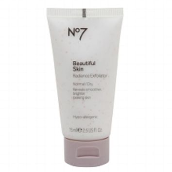 Boots No7 Beautiful Skin Radiance Exfoliator, Normal / Dry | Walgreens