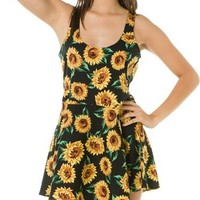 ELEMENT RASCAL SUNFLOWER BABY DOLL DRESS | Swell.com