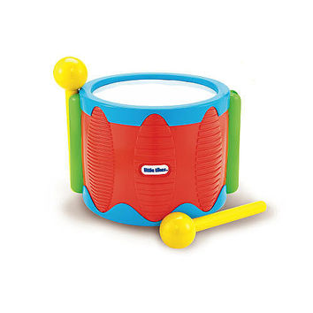 Little Tikes Tap-A-Tune Drum - (Colors/Styles Vary)