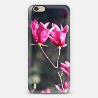 Magnolia iPhone 6s case by littlesilversparks | Casetify