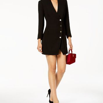 Bardot Olivia Blazer Dress Women - Dresses - Macy's