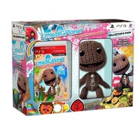 Little Big Planet Collector's Pack - Playstation 3