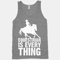 Equestrian is Everything | HUMAN