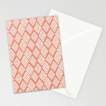Diamond In The Rough Stationery Cards by Heather Dutton