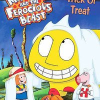 Maggie & The Ferocious Beast-Trick Or Treat (Dvd) (13Episodes)