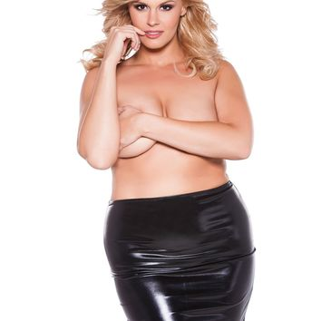 Plus Size Sexy Siren Skirt