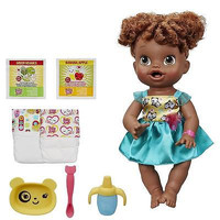 African American Realistic Interactive Talking Doll Speaks English n Spanish