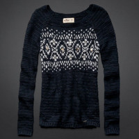 Newport Shine Sweater