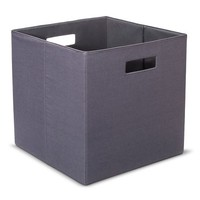 Threshold™ Fabric Cube Storage Bin - Patterned