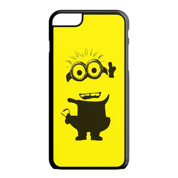 Yellow Minion iPhone 6S Plus Case