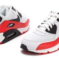 Nike Air Max 90 Unisex Sport Casual Multicolor Air Cushion Sneakers Couple Running Shoes-2