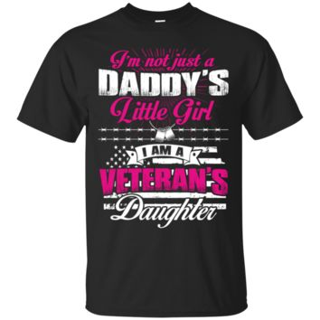 Veteran's daughter - Not just Daddy's little girl