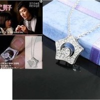 Kpop Necklace Korea TV Drama