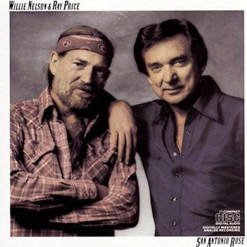 Willie Nelson with Ray Price - San Antonio Rose