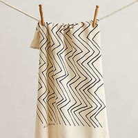 Anthropologie - Chevron Dishtowel