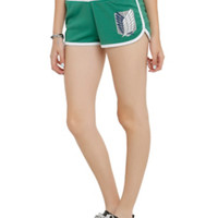 Attack On Titan Scout Regiment Lounge Shorts