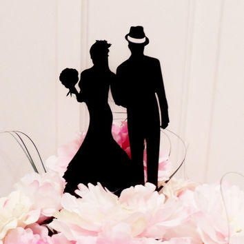 Zoot Suit Unique Cake Topper