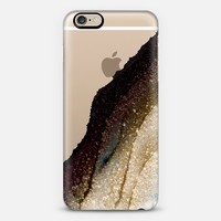 FLAWLESS BLACK by Monika Strigel iPhone 6 case by Monika Strigel | Casetify