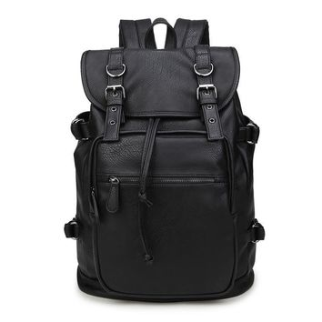 On Sale Hot Deal College Comfort Back To School Stylish Casual Korean Backpack [6542360387]