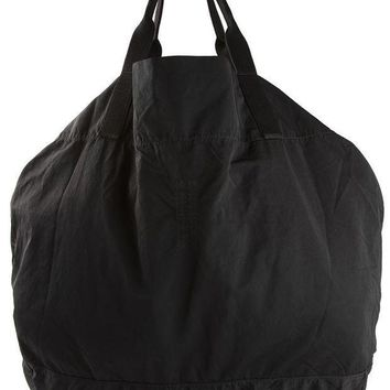 ICIKIN3 Rick Owens DRKSHDW oversized slouchy tote bag
