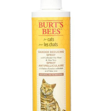 Burt's Bees Dander Reducing Spray for Cats 10 oz