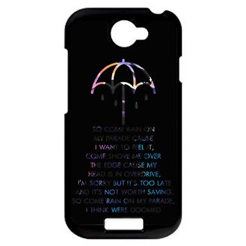 Bring Me The Horizon Doomed HTC One S Case