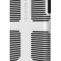 Speck - Candyshell Grip Case for Apple® iPhone® 6 and 6s - White/Black