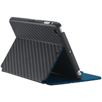 Speck Spk-A2443 Ipad Mini(Tm) With Retina(R) Display Stylefolio(Tm) Case (Movegroove Slate/Deep Sea Blue)