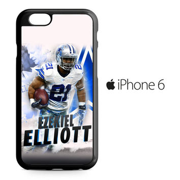 Ezekiel Elliott iPhone 6 Case
