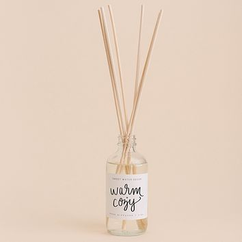Warm and Cozy Reed Diffuser