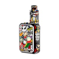 Skin Decal Vinyl Wrap for Smok G-Priv 220W Vape Mod stickers skins cover/ Sticker Slap