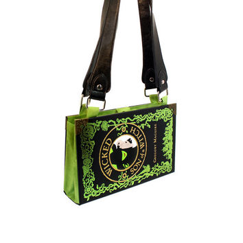 Wicked Book Purse - Decadence Handbag book clutch novelty bookpurse
